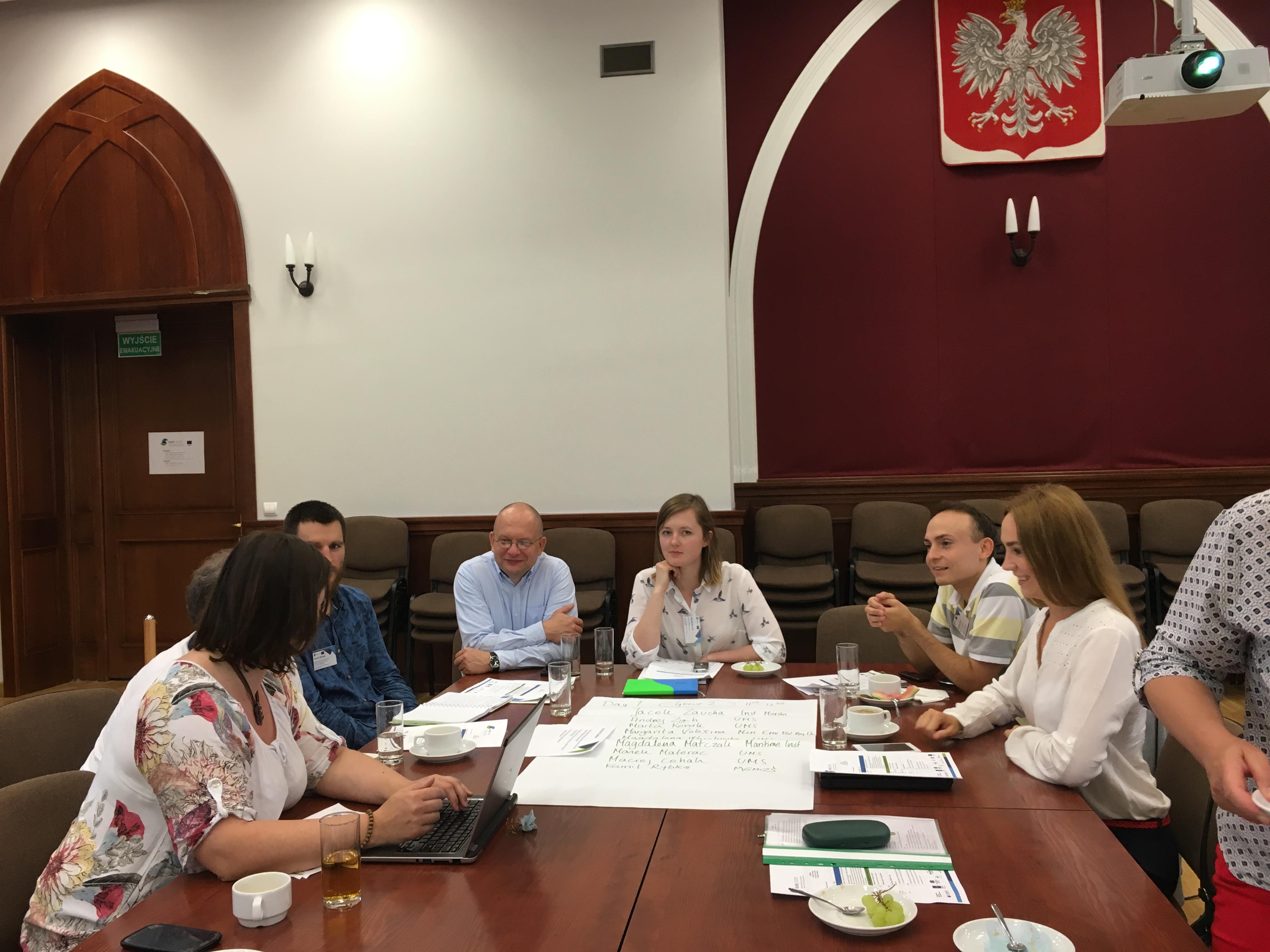 21-22.06.2016 Spotkanie Partnerów Projektu