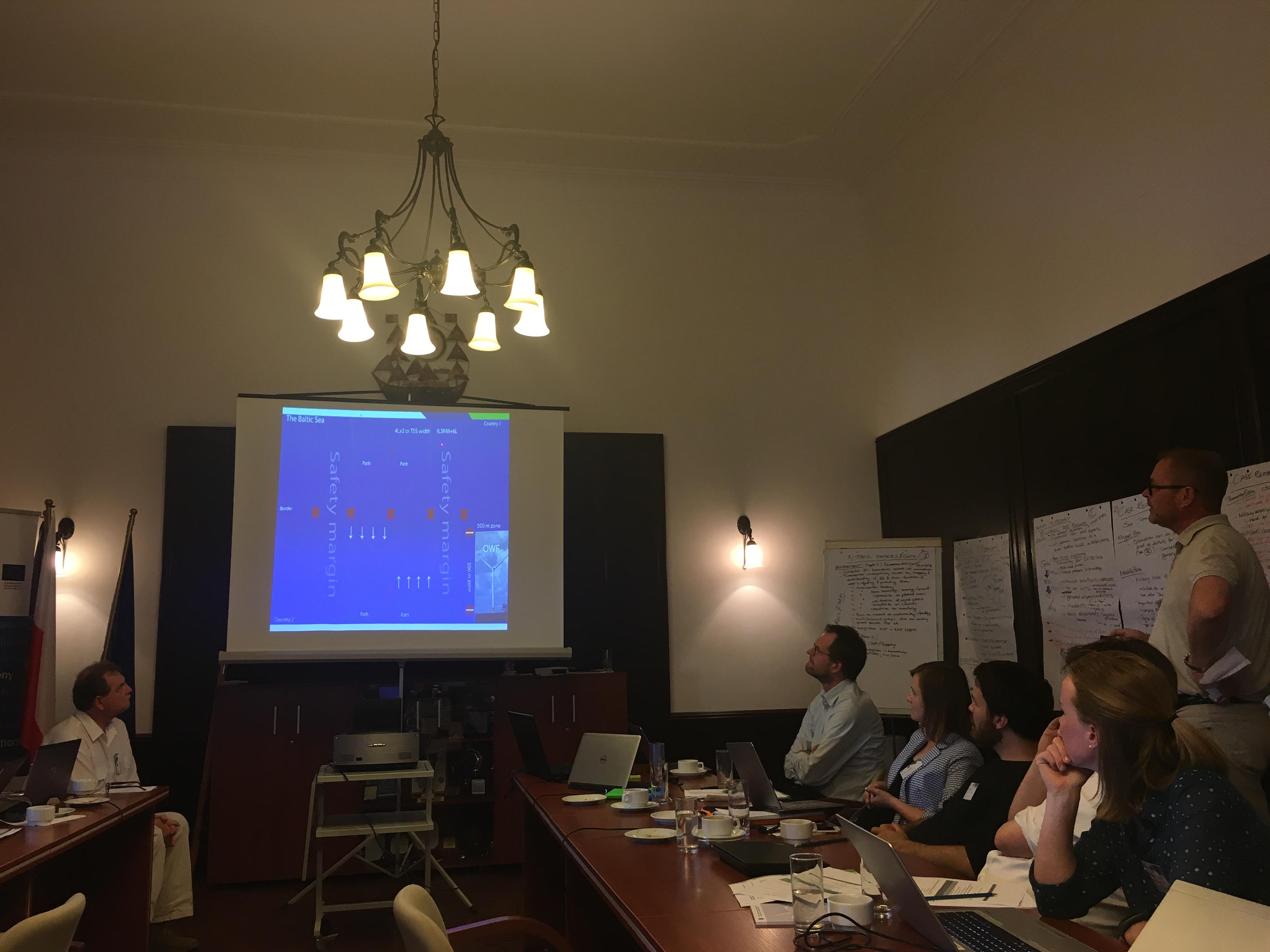 20.06.2016 Spotkanie Planistów Południowo Zachodniego Bałtyku